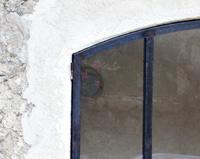 V13 - Verrière en acier pour une cuisine d'été dans la Drôme