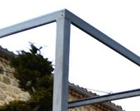 AE07 — Agencement global d'une habitation et d'une piscine (Saint-Victor)
