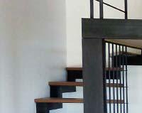 AI01 — Escalier et rambarde
