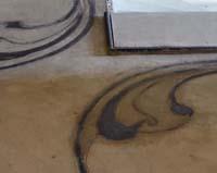 AI03 — Création d'un motif «Art décoratif» intégré à un palier sur un principe de marqueterie acier