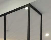 AI02 — Verrière sur-mesure et meuble en chêne