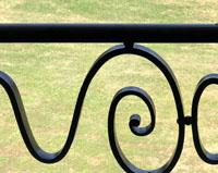 GC08 — Fenestron inspiré d'un motif existant sur la façade