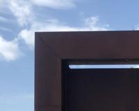 PP05 — Structure sur-mesure en corten