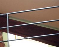R04 — Garde-corps intérieur en Barreaudage horizontal sur mezzanine à Davézieux (07)