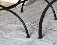 DM10 — Table en fer forgé