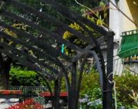 TP01 — Tonnelle en fer forgé (Saillans)