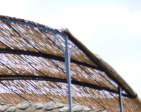 TP08 — Tonnelle en fer forgé de 7 mètres d'envergure (Chastel-Arnaud)